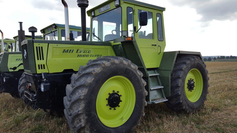 Traktoren, Forst- und Agrartechnik