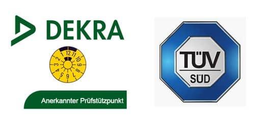 TÜV/DEKRA