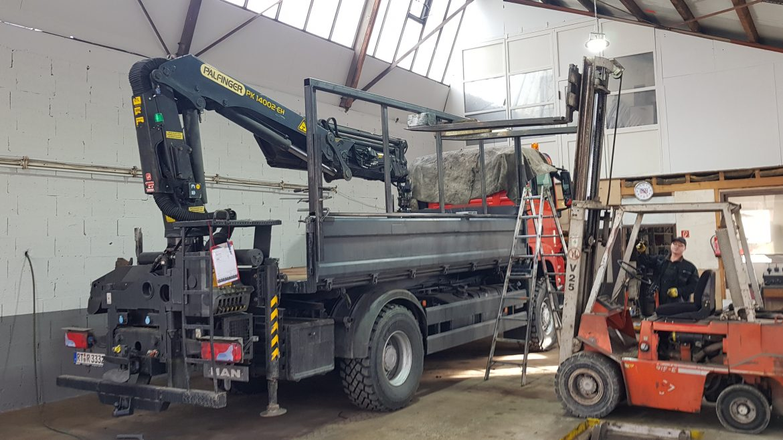 Fahrzeugsonderbau