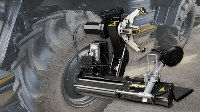 Neu: Unser Reifenservice für Nutzfahrzeuge