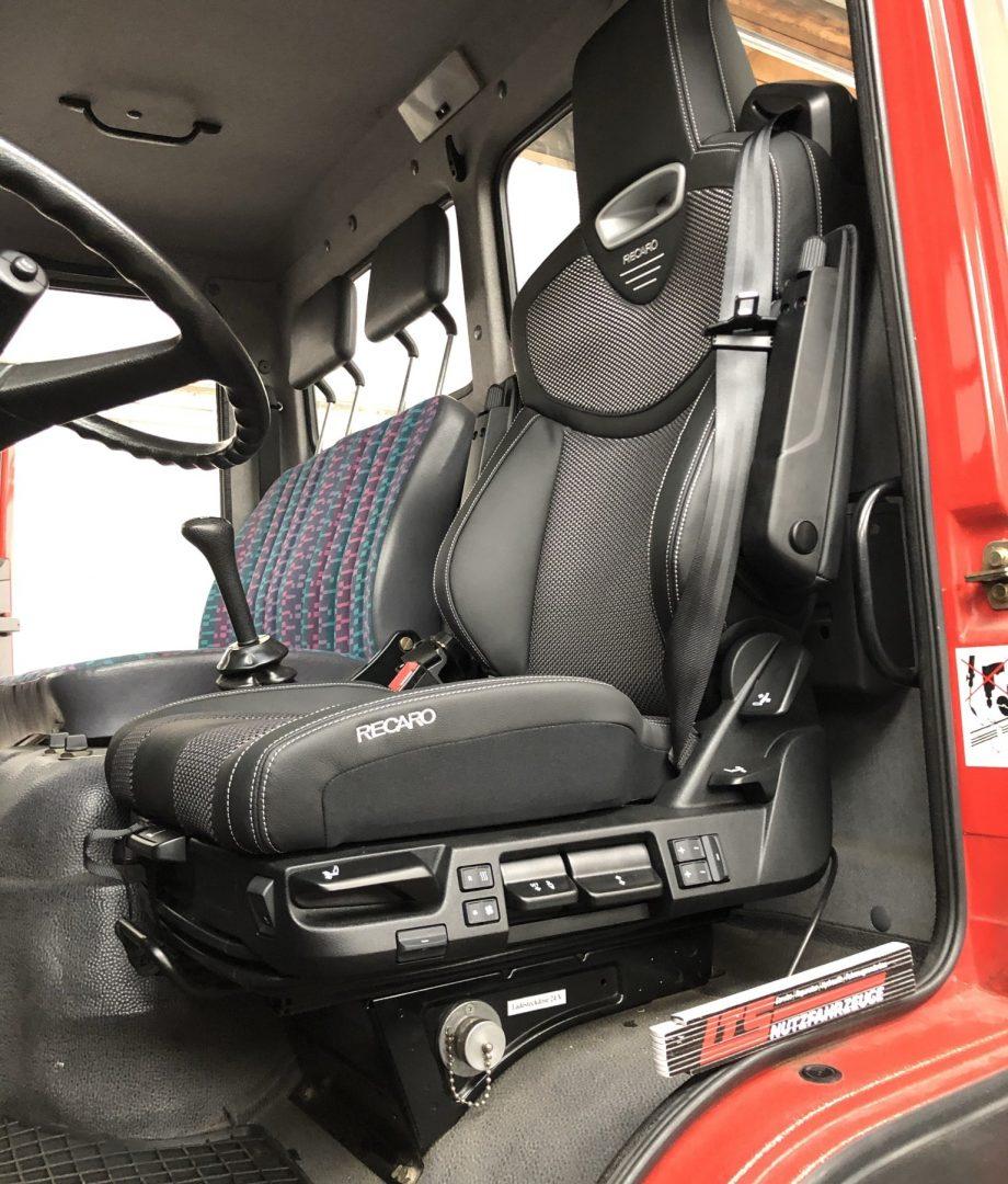 RECARO C7000 Mercedes-Benz 1124 / 1220 /  917